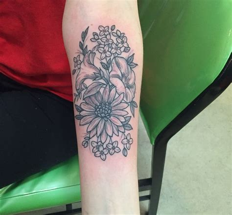 aster tattoo designs best 25 morning ideas on morning