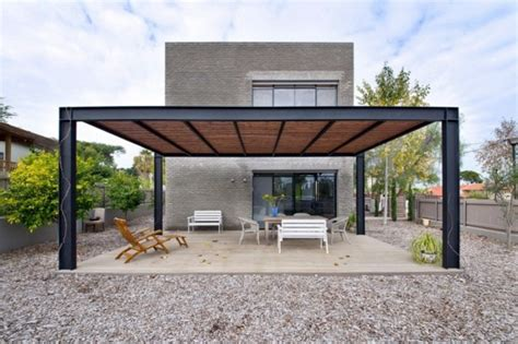 patio roof design ideas covered terrace 50 ideas for patio roof of modern houses