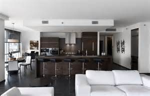 Kitchen And Living Room Design Kitchen And Living Room Are One Room Decorating Ideas