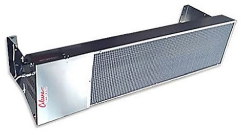 Overhead Patio Heaters Calcana Ph 40 Ho 5 Propane Overhead Patio Heater Contemporary Patio Heaters By Advanced