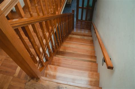 barandillas prefabricadas galer 237 a barandas 171 escaleras de madera barandas y pasamanos