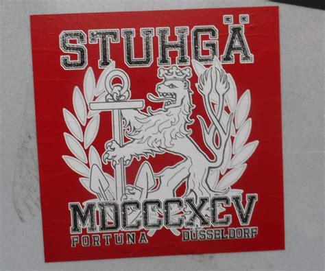 Ultras Essen Aufkleber by Adventures In Tinpot Fortuna D 252 Sseldorf Ultras Stickers