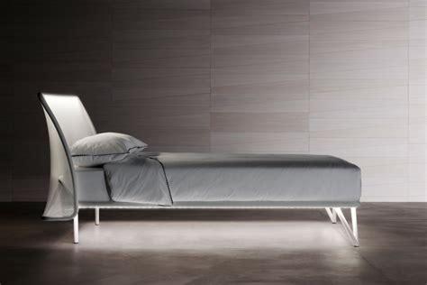 essentia bed essentia single bed by flou stylepark