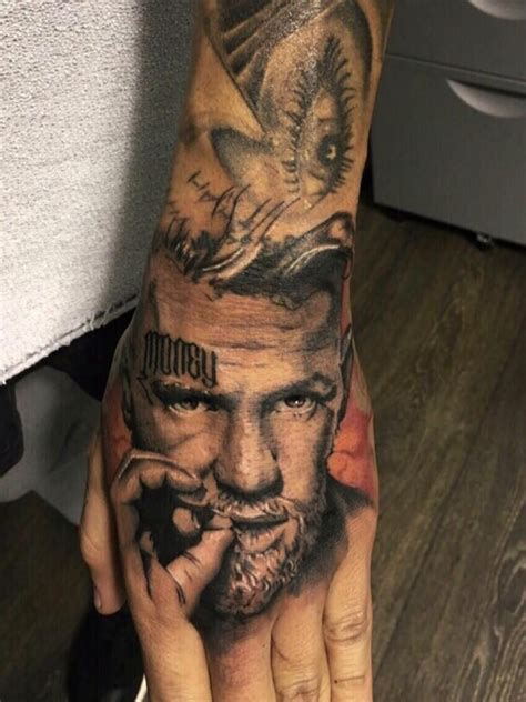 what tattoo does mcgregor have favorite fighter tattoo fan gallery conor mcgregor