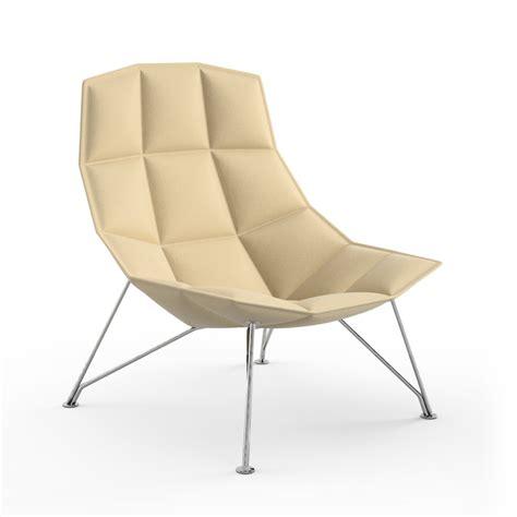 Jehs Laub Lounge Chair by Knoll Jehs Laub Lounge Chair Zinc Details