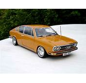 Audi 100 Coupe S Old School Anson Diecast Model