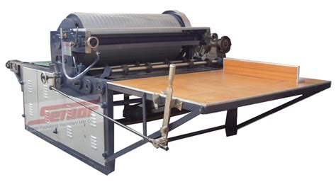 Paper Corrugated Box Machinery - industry 187 flexo printing machine single color