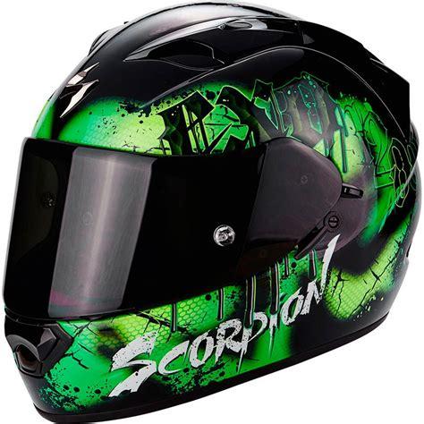 Casque Scorpion Exo 1200 Air Tenebris Marti Motos