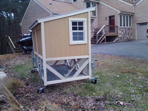 Backyard Chicken Tractor Perrydice Chicken Tractor Backyard Chickens Community