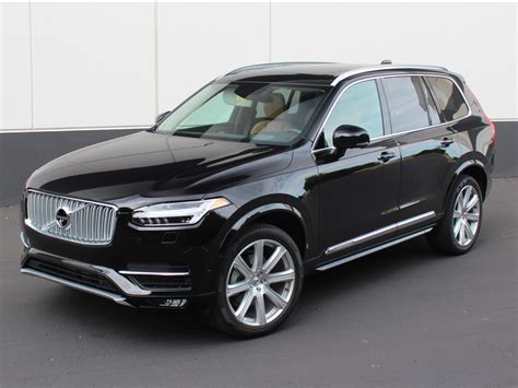buy new volvo people buying volvo s new xc90 suv only want the most