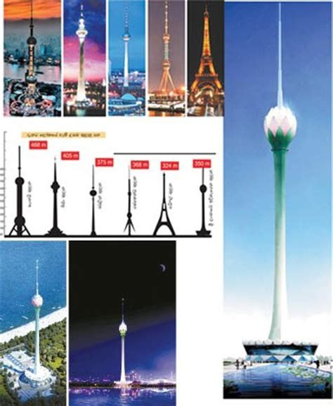 Successful Construction: COLOMBO TV TOWER PROJECT