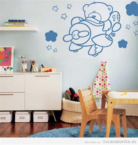 decoraci n habitacion infantil decorar paredes infantiles con vinilos