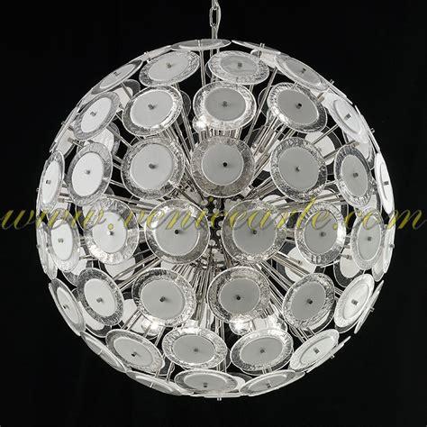 globe de lustre globe lustre en verre de murano