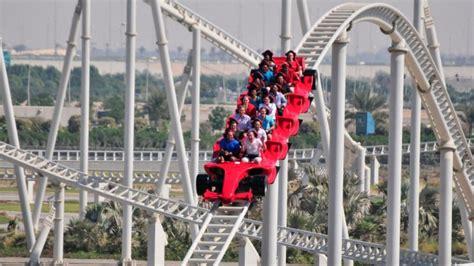 Ferrari Rollercoaster Abu Dhabi by Ferrari World Abu Dhabi The World S Largest Indoor Theme