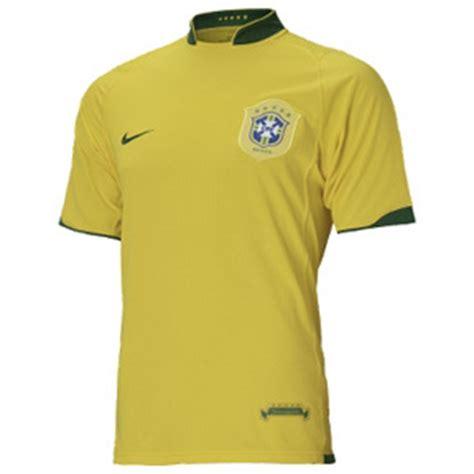 Jersey Brasil Home nike brasil brazil soccer jersey home 2006 07 soccerevolution soccer store