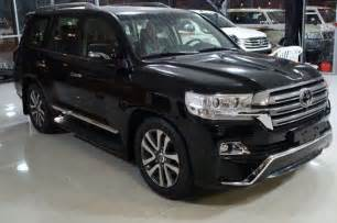 Toyota Land Cruiser V8 2016 Toyota Land Cruiser Vxr V8 Cars Classifieds In