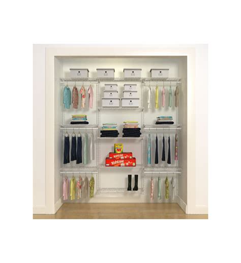 Freedomrail Closet by Freedomrail Hang Wire Closet In Pre Designed