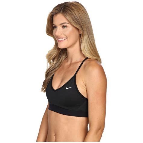 Sport Bra Import Grade Ori Nike nike pro indy cross back light support sports bra