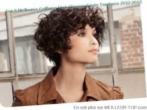 meilleur top 6 meilleures coiffures pour cheveux frises