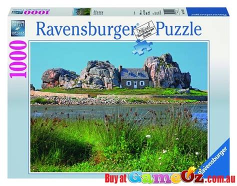 buy house in brittany ravensburger jigsaw puzzle 1000 piece house in brittany