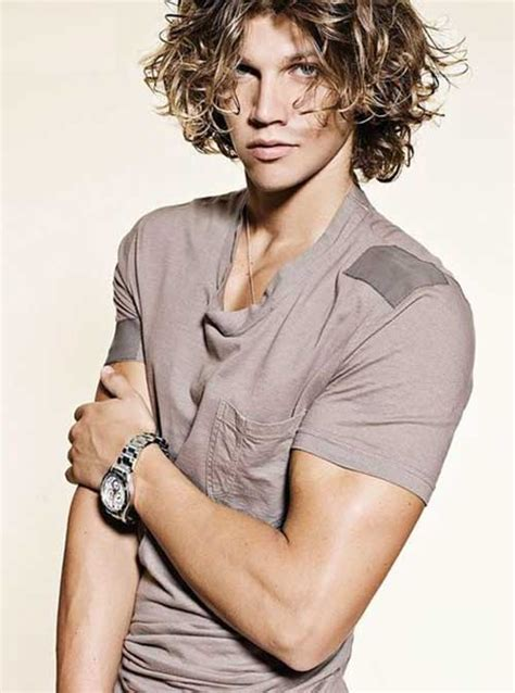 male models curly blond hair 10 best boys with blonde hair mens hairstyles 2018