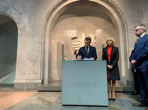emmanuel macron yerevan trudeau macron headline francophonie summit in armenia