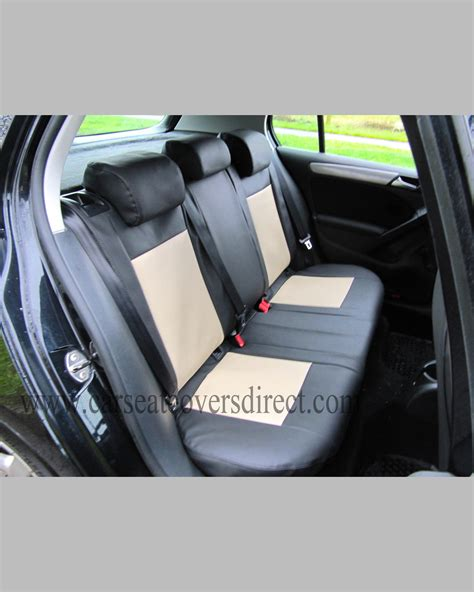 volkswagen seat covers golf volkswagen vw golf mk6 seat covers custom car seat