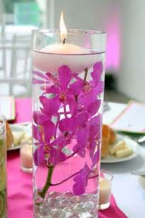 floating candles distilled water flowers