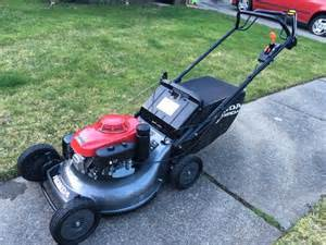Honda Hrc216 Lawn Mower Honda Hrc216 Commercial Lawn Mower Home Garden In Lake