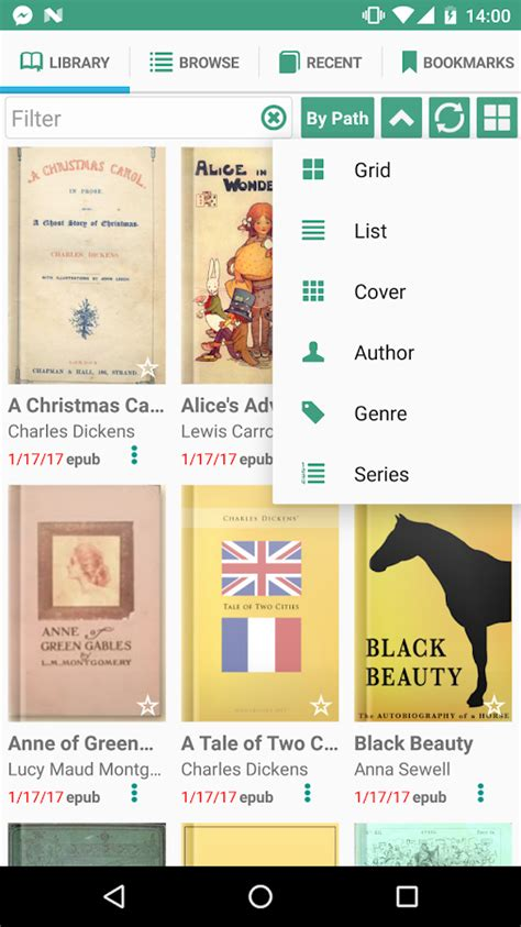 mobi format ebook reader for android epub reader lirbi reader android apps on google play