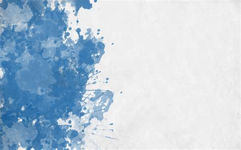blue and white wallpapers wallpaper blue white paint abstract hd wallpaper and paintings wallpaper better