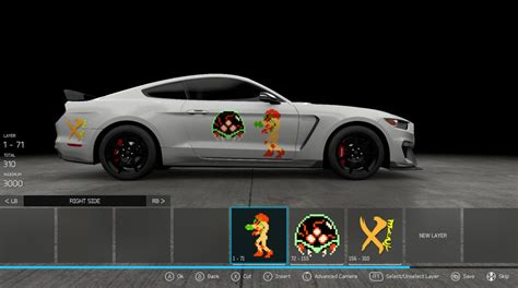 car design editor online how to get and apply custom decals in forza motorsport 6