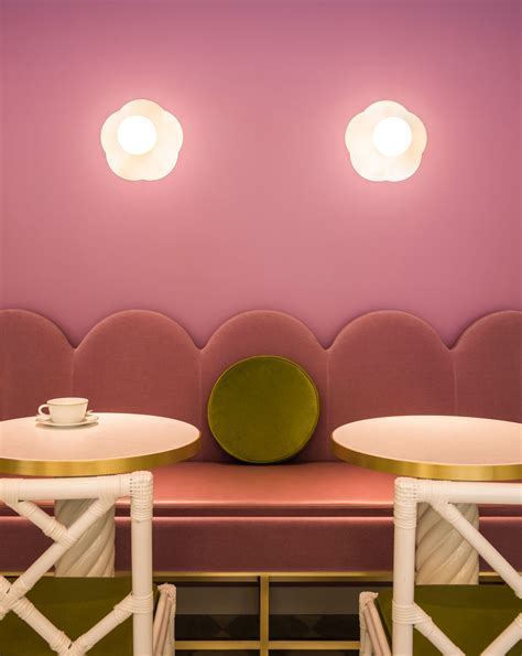 India Mahdavi?s Instagram dreamworld in a Tokyo tea salon
