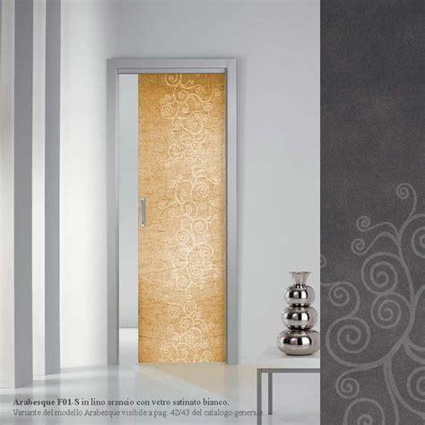 porta scorrevole interna porta scorrevole interna con vetro satinato bianco mdb