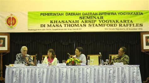 Buku Inggris Di Jawa 1811 1816 Carey 250 naskah kuno jawa dikuasai library tribunnews