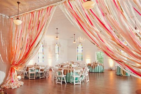 how to decorate with streamers 12 festive ways to decorate with streamers pretty