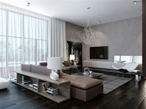 modern eingerichtete wohnzimmer 70 zimmereinrichtung ideen f 252 r den winter was macht das