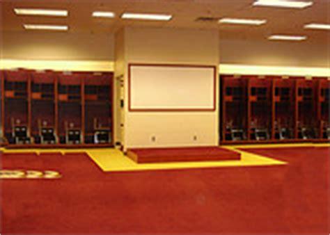 redskins locker room chions washington redskins locker room