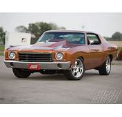 1970 Chevy Monte Carlo  350 Small Block Engine Super