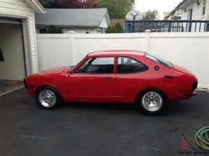 1974 Toyota Corolla 1974 Toyota Corolla Fully Restored