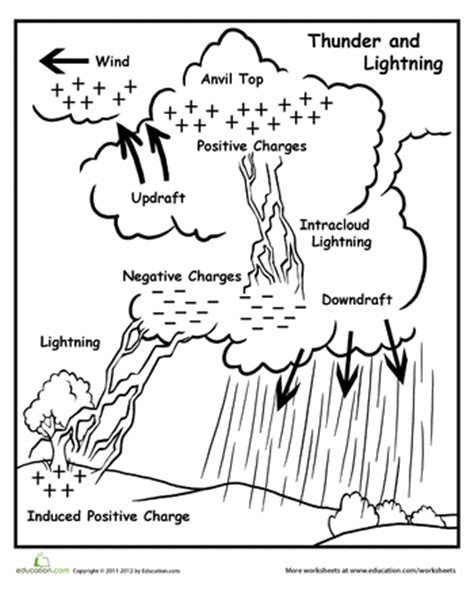 5th grade weather science worksheets | education.com
