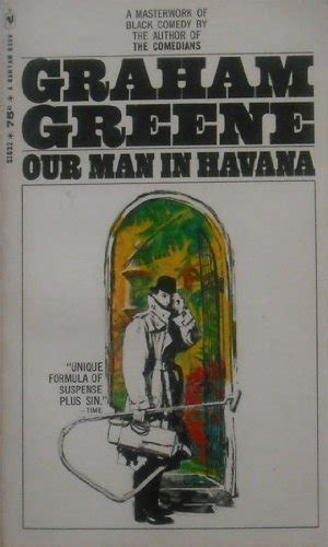 libro our man in havana di graham greene