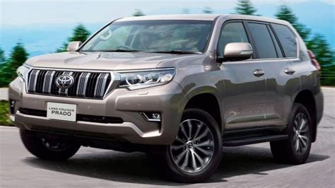 Toyota Prado 2020 2020 toyota prado land cruiser unprecedented quality