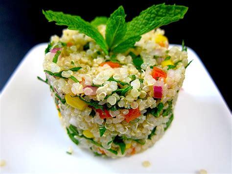 quinoa cuisine quinoa tabbouleh pisco trail