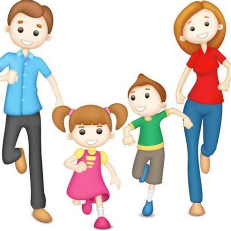 clipart famiglia семья поддубных