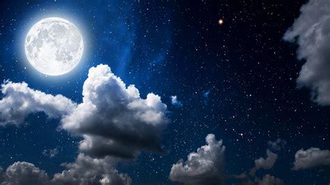 wallpaper hd 1920x1080 moon moon clouds dark sky wallpapers hd wallpapers id 18374