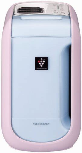 Ac Sharp 1 2 Pk Ion Plasmacluster sharp plasmacluster air ionizer w humidifier ig dk100 p pink ac100v 50 60hz japan import