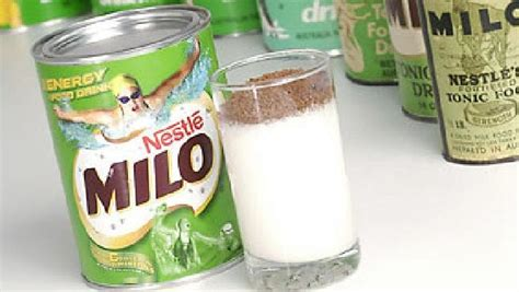 Milo Australian milo recipe changed in new zealand australia not affected