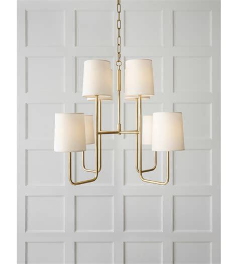barbara barry chandelier visual comfort bbl 5081g s barbara barry modern go lightly