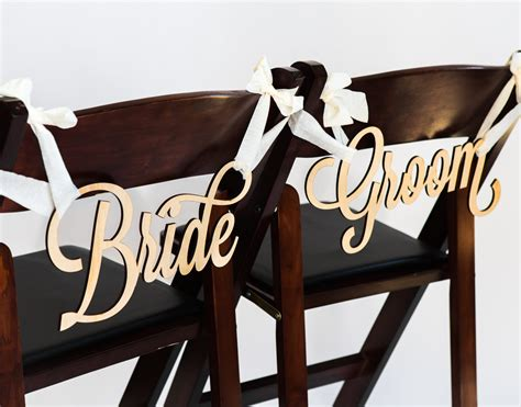 and groom chair signs template and groom chair signs for wedding hanging chair signs